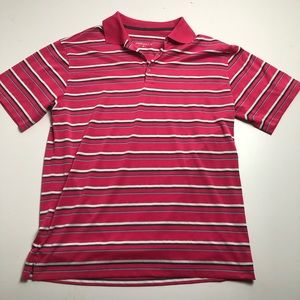 Nike Golf Dri Fit Mens Medium Golf Shirt Polo